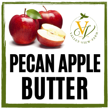 Pecan Apple Butter - 9 oz