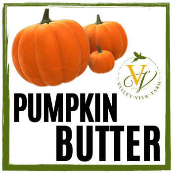 Pumpkin Butter - 9 oz