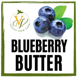 Blueberry Butter - 9oz