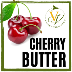 Cherry Butter - 9oz