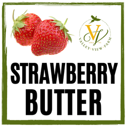 Strawberry Butter - 9oz